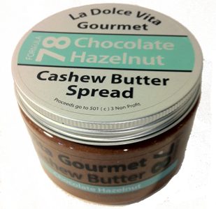La Dolce Vita Cashew Butters